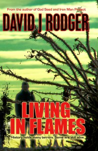 Living in Flames by David J Rodger